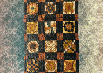 FAMILY MOSAIC QUILT
